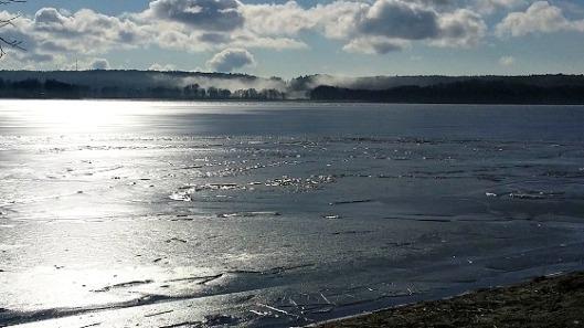 Marsmorgon vid Mälarvik
