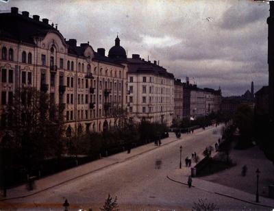 Karlbergsvägen 1952