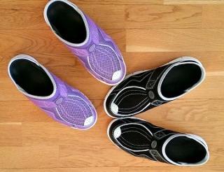 Snygga och sköna hemmaskor för ömma fötter
