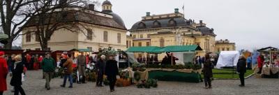 Drottningholms julmarknad