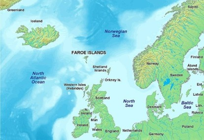 map-of-faroe-islands-in-europe