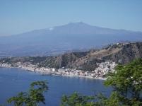 Catania med Etna