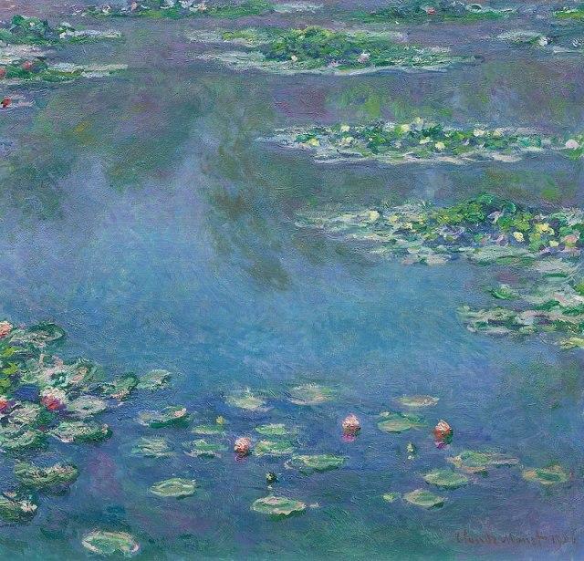 800px-Claude_Monet_-_Water_Lilies_-_1906,_Ryerson